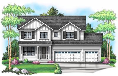 Albertville Single Family Home For Sale: 11554 Lakewood Drive NE