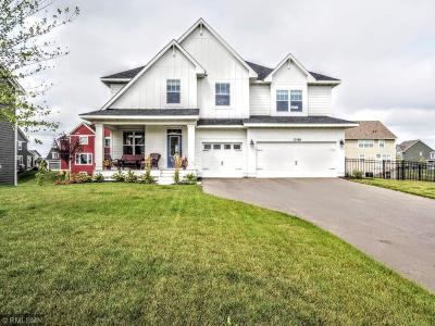 Hugo Single Family Home For Sale: 12586 Foxhill Avenue N