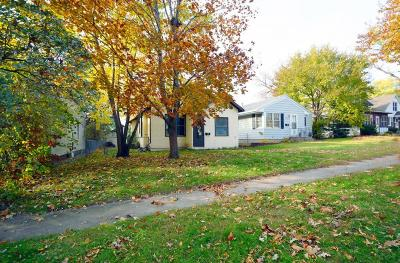 Columbia Heights Single Family Home For Sale: 4418 7th Street NE