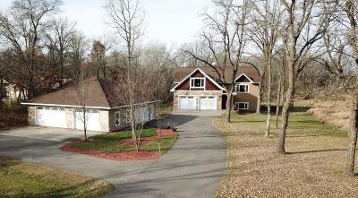 Brainerd Single Family Home For Sale: 7414 Burr Lane