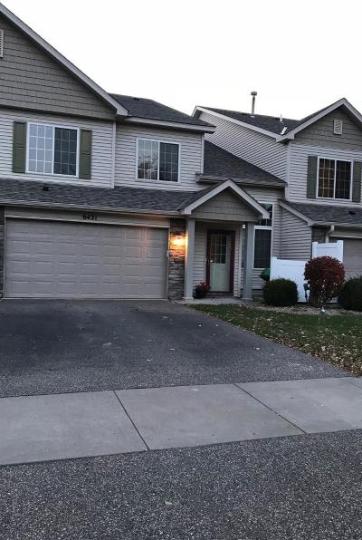 Lino Lakes Condo/Townhouse For Sale: 6421 Ojibway Path
