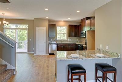 Maple Grove Condo/Townhouse For Sale: 9654 Olive Lane N