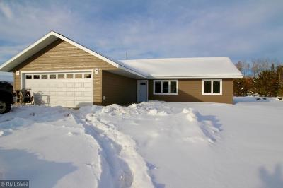 Pequot Lakes Single Family Home For Sale: 3544 Fox Lane