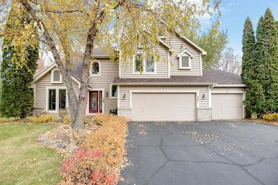 Eagan Single Family Home For Sale: 637 Hackmore Drive