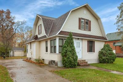 Single Family Home For Sale: 134 3rd Street N