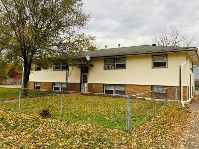 Crystal Multi Family Home Contingent: 5540 Regent Avenue N