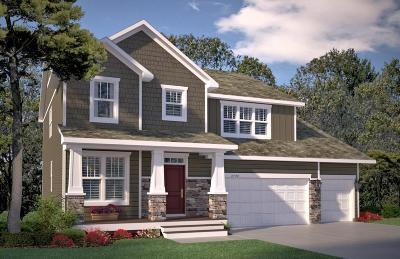 Maple Grove Single Family Home For Sale: 10723 Sundance Boulevard N