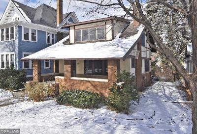 Saint Paul Single Family Home Contingent: 957 Fairmount Avenue