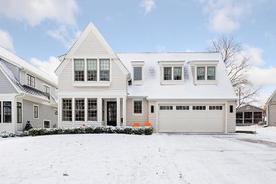 Edina Single Family Home For Sale: 4633 W 56th Street