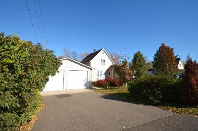 Lindstrom MN Single Family Home For Sale: $157,900