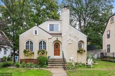 Minneapolis Single Family Home For Sale: 4729 2nd Avenue S