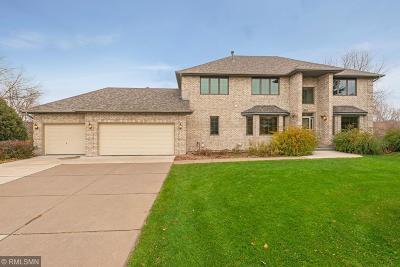 Chisago County, Washington County Single Family Home For Sale: 1955 Johnson Drive