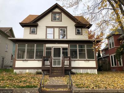 South Saint Paul Single Family Home For Sale: 221 4th Avenue N