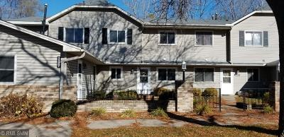 Coon Rapids Condo/Townhouse For Sale: 11363 Ibis Street NW