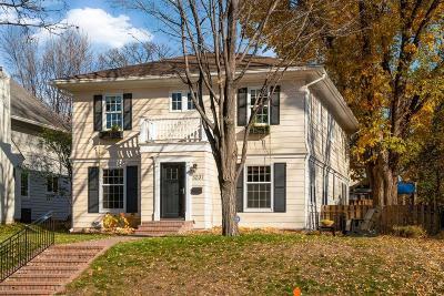 Minneapolis Single Family Home For Sale: 5237 Morgan Avenue S