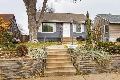 Minneapolis Single Family Home For Sale: 2612 W 60th Street