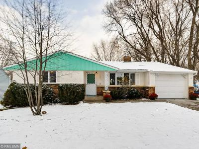 Mendota Heights Single Family Home Contingent: 649 1st Avenue