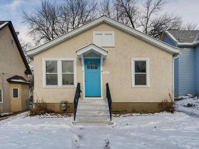 Saint Paul Single Family Home For Sale: 191 Annapolis Street E