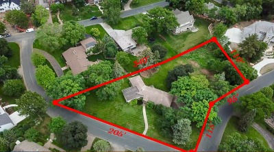 Edina Single Family Home For Sale: 4805 Woodhill Way