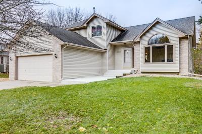 Maple Grove Single Family Home For Sale: 6399 Juneau Lane N