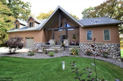 Ham Lake Single Family Home Contingent: 14505 Quemoy Street NE