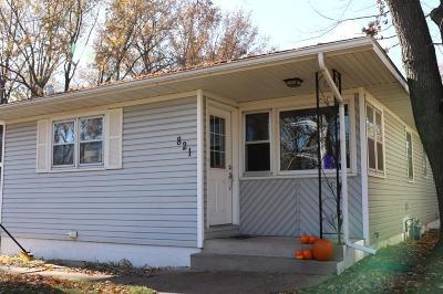 Saint Cloud Single Family Home Contingent: 821 34th Avenue N