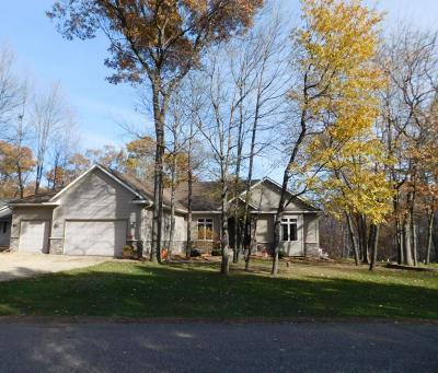 Menomonie Single Family Home For Sale: N8200 580th Street