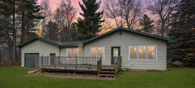 Emily Single Family Home For Sale: 21456 County Road 1