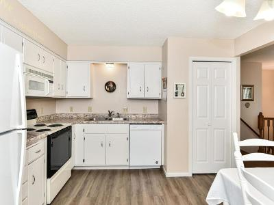 Coon Rapids Condo/Townhouse Contingent: 1331 119th Lane NW