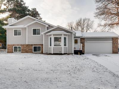 Coon Rapids Single Family Home Contingent: 1740 124th Avenue NW