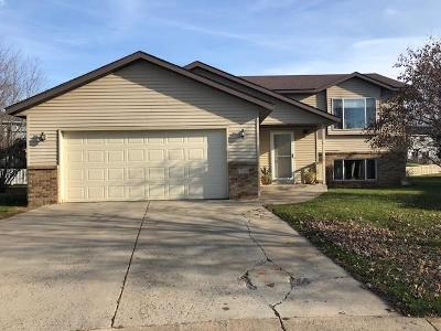Saint Cloud Single Family Home For Sale: 1710 Tyler Trail