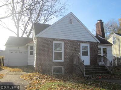 Saint Cloud Single Family Home For Sale: 1209 9th Avenue N