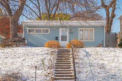 Minneapolis Single Family Home For Sale: 2723 N 3rd Street
