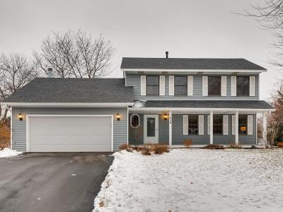 Mahtomedi Single Family Home For Sale: 436 Ridgeway Court