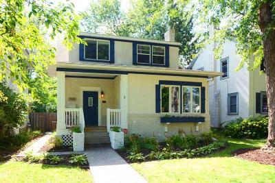 Saint Paul Single Family Home Contingent: 1508 Fairmount Avenue
