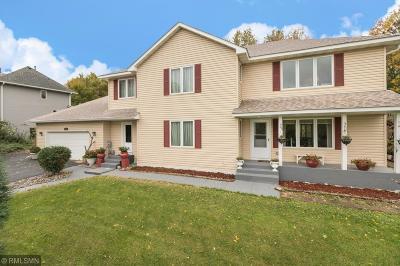 Burnsville Single Family Home Contingent: 10796 Cedarbridge Avenue