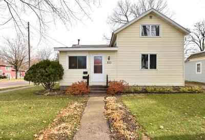 Faribault Single Family Home For Sale: 933 1st Avenue NW