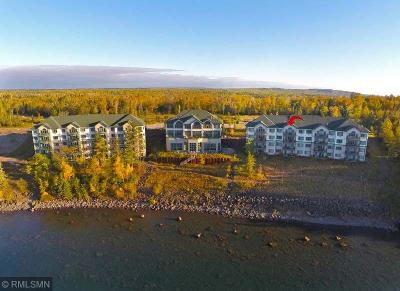 Two Harbors Condo/Townhouse For Sale: 1412 Burlington Road #F420