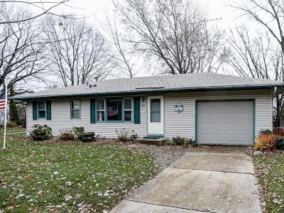 Apple Valley MN Single Family Home For Sale: $214,950