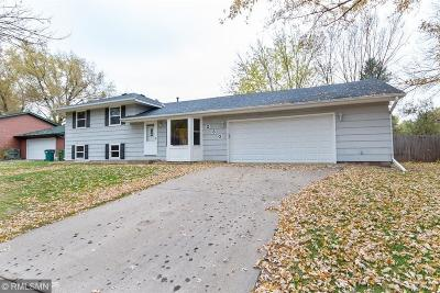 Coon Rapids Single Family Home For Sale: 230 110th Lane NW