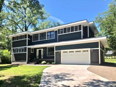 Minnetonka Single Family Home Contingent: 3520 Meadow Lane