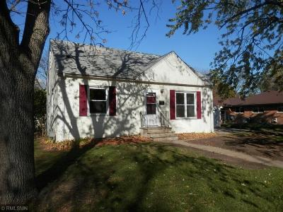 Crystal Single Family Home For Sale: 6510 58th Avenue N