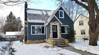 Minneapolis Single Family Home For Sale: 4932 Park Avenue