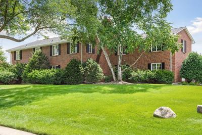 Edina Single Family Home For Sale: 6613 Dovre Drive