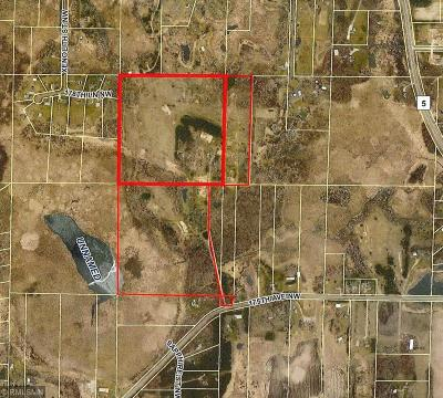 Ramsey Residential Lots & Land For Sale: 7363 175th Avenue NW
