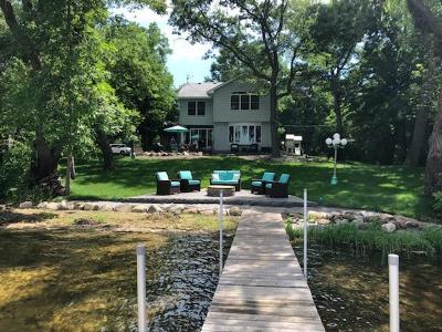 Ham Lake Single Family Home For Sale: 15820 E Ham Lake Drive NE