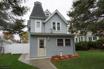 Cologne Single Family Home For Sale: 306 Playhouse Street E