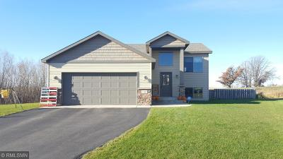 Sauk Rapids Single Family Home For Sale: 1510 Prairie View Lane NE