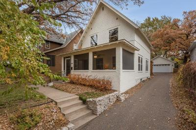 Minneapolis Single Family Home For Sale: 4545 Xerxes Avenue S