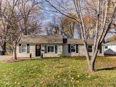 Bloomington MN Single Family Home For Sale: $189,900